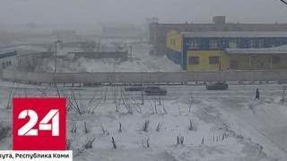 Первые залпы лета: град, ураган и ледяные осадки - Россия 24