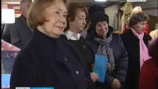В Красноярске открылась выставка в честь 100-летия Комсомола