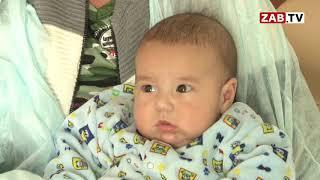 Матвей Кибирев, 4 месяца. Диагноз - нейробластома надпочечника