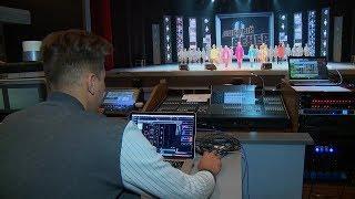 Зрители масштабного 3D-шоу к юбилею Пензенского телевидения отправятся в телепутешествие