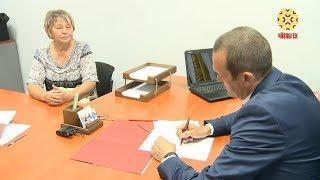Глава Чувашии Михаил Игнатьев провёл приём граждан  по личным вопросам.