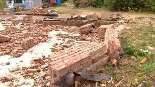 Общественные деятели не понимают, почему в Национальной деревне снесли Русское подворье