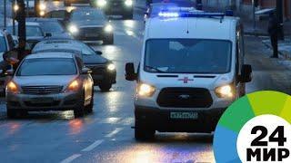 Пострадавшими ДТП в Хабаровске стали пять человек - МИР 24