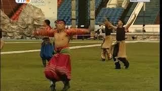 В Иркутске завершился 13 й международный бурятский фестиваль «Алтаргана»