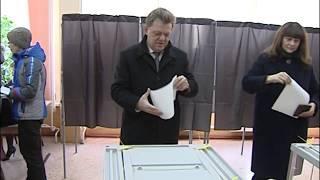 Иван Кляйн проголосовал на выборах президента страны