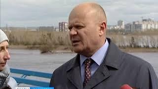 В Красноярске начинается масштабная реконструкция набережной Енисея