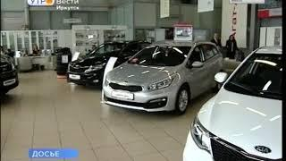 Самые большие в России автокредиты берут жители Иркутской области