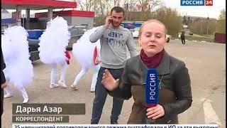 Праздник со вкусом кофе  В Иркутске отметили День радио
