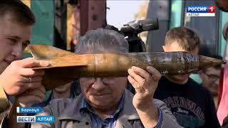 В Барнауле вскрыли послание комсомольцев 50-летней давности