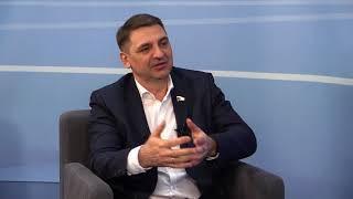 Андрей Марков о том,почему решил стать депутатом Госдумы.