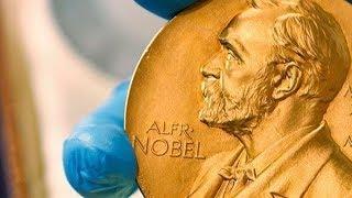В Стокгольме объявили лауреатов Нобелевской премии по химии