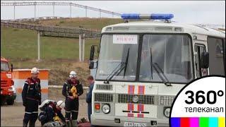 Тува: на шахте произошло обрушение, под завалами остается один человек
