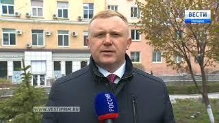 Депутат Андрей Ищенко поздравил приморцев с Днем Победы