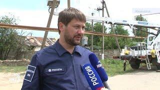 Учения энергетиков стартовали в Дагестане