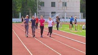 Областные соревнования по легкой атлетике прошли в Самаре