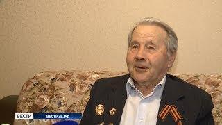 Фронтовик и блокадник Виктор Полевиков поделился воспоминаниями о войне