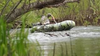 Первая рыба пошла в реку Большую – браконьеры тут как тут