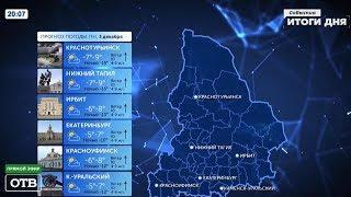 Прогноз погоды (30.11.18)
