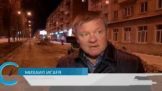 Михаил Исаев проверил, как в Саратове убирают снег