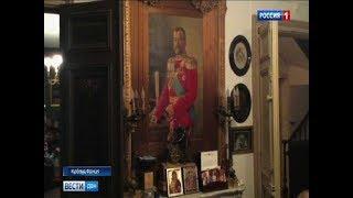Делегация Дона посетила во Франции музеей лейб-гвардии казачьего Его Величества полка