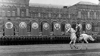 Как Россия праздновала День Победы. От Сталина до Путина
