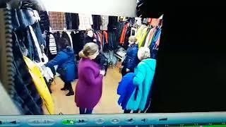Женщина украла сумку 10.2.2018 Ростов-на-Дону Главный