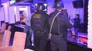 Полицейские вышли в рейды по ночным клубам Волгограда