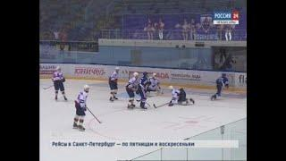 Чебоксарские «богатыри» завоевали Кубок Главы Чувашии по хоккею