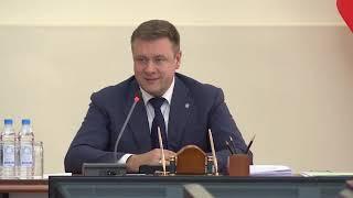 Заседание Правительства Рязанской области