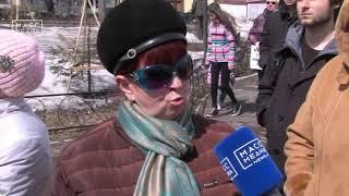 /29.04.18./ Митинг у ДК Рыбаков