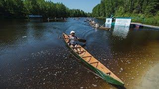 Югорская гребля на обласах может стать лучшим событием для туристов в России