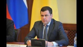 Дмитрий Миронов потребовал жестко контролировать недобросовестных застройщиков
