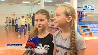 Начинающая спортсменка из Углекаменска стала призером первенства России по боксу