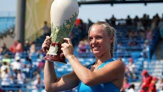 Бертенс выиграла турнир в Цинциннати