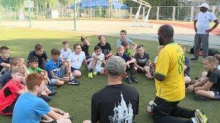 Кенийская тренировка в Саранске