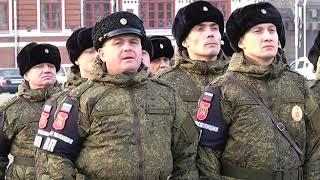 Более 300 военных полицейских со всей России приняли участие в сборах в Самарской области