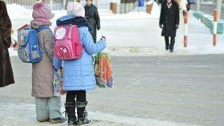 В Югре активисты ОНФ пообещали сделать безопасней дорогу в школу