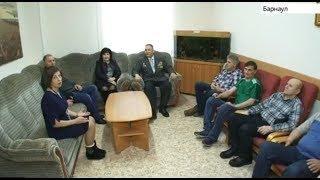 Центр реабилитации ветеранов боевых действий работает в Барнауле