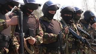 Полевые учения провели бойцы ОМОН Росгвардии ЕАО(РИА Биробиджан)