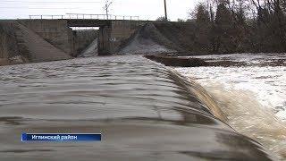 Большая вода добралась до нескольких районов Башкирии