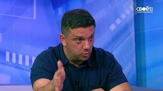 2018 07 05 Актуальное интервью выпуск 400 Стаценко