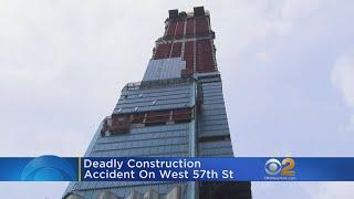 Deadly Construction Accident Near Central Park