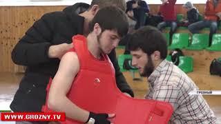В Чеченской Республике прошли соревнования по ушу-саньда