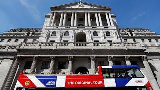 Банк Англии повысил ставку