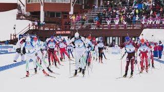 Сегодня в Ханты-Мансийске пройдут последние гонки Чемпионата России по биатлону