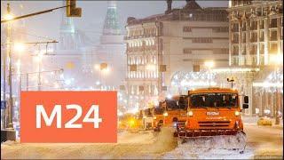 """""""Москва и мир"""": выборы в Италии и рекордный снегопад в Москве - Москва 24"""