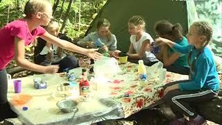 """В Самаре прошёл слёт юных туристов """"Золотая осень"""""""