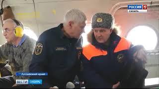 Сибирь накрыла первая волна паводка: в Алтайском крае несколько сёл оказались под водой