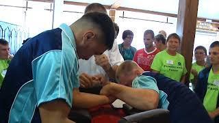 Соревнования для людей с ограниченными возможностями завершились в Биробиджане (РИА Биробиджан)