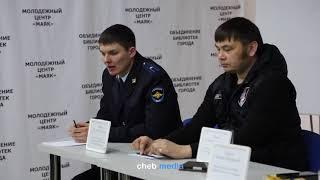 О расследовании ДТП с Приорой на Гражданском кольце в Чебоксарах